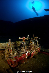 SG-114 Coastguard wreck from Sigacik/Turkey by Taner Atilgan