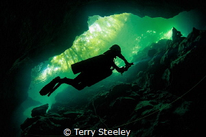 Exploring the green abyss — Subal underwater housing, Ze... by Terry Steeley