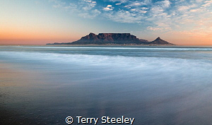 Let the sea set you free... by Terry Steeley