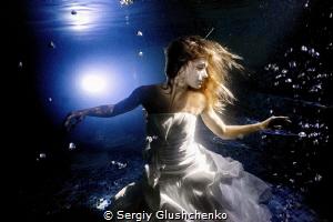 Dress... by Sergiy Glushchenko