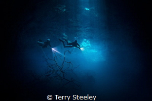 Never stop exploring... by Terry Steeley