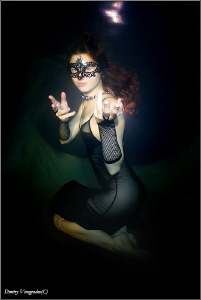 Witch by Dmitry Vinogradov