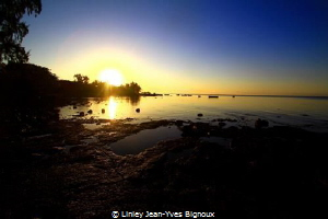 Roches Noires inlet/ East Coast Mauritius Linley Jean-Yv... by Linley Jean-Yves Bignoux