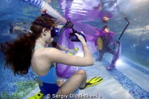 Underwater Theater by Sergiy Glushchenko