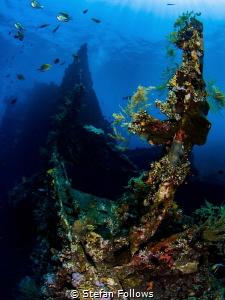 Sweet Liberty IV. Liberty Wreak, Bali - EM5-Panasonic 8mm... by Stefan Follows