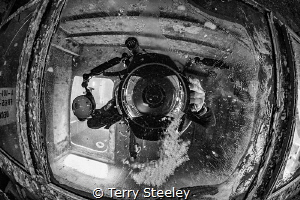 Camera #selfie by Terry Steeley