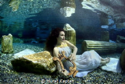 The magical sounds of the underwater by Murat Kaptan