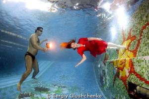 Pool... by Sergiy Glushchenko