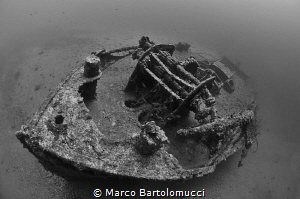 WWII Nazi WRECK by Marco Bartolomucci