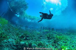 Posta Fibreno Lake by Marco Bartolomucci
