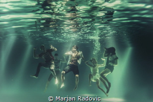 Party time by Marjan Radovic