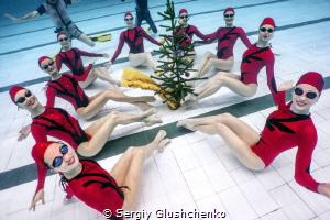 New Year! by Sergiy Glushchenko