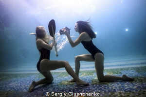 Girl's Games. by Sergiy Glushchenko