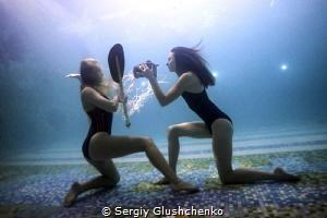Girl's Games. by Sergiy Glushchenko