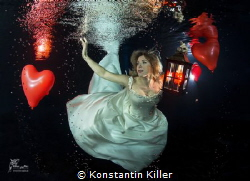 UW model Agnieszka Kwit Photographer: Konstantin Killer... by Konstantin Killer