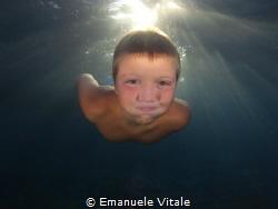 Angel by Emanuele Vitale