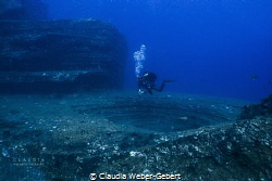 El Bajon - divespot on El Hierro by Claudia Weber-Gebert
