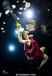 UW Model : Louisana Junad  Fotograf: Konstantin Killer ... by Konstantin Killer