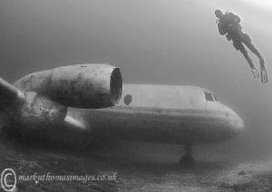 Hawker Siddeley 748. by Mark Thomas
