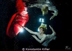 UW Model : Agnieszka Kwit  Fotograf: Konstantin Killer ... by Konstantin Killer