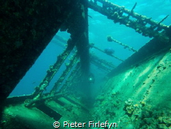 Umbria wreck near the port Sudan! by Pieter Firlefyn
