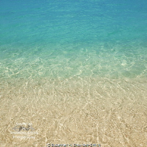 """""""Mesmerizing"""" Not a photo in the water, but rather, of t... by Susannah H. Snowden-Smith"""