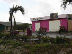 Taken in Curacao on a rainy day and this picture just mad... by Kelly N. Saunders