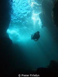 cave by Pieter Firlefyn