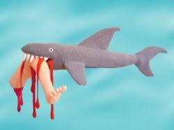 Ouch! by Ewan Chesser