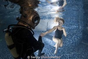 """""""Shootout."""" by Sergiy Glushchenko"""