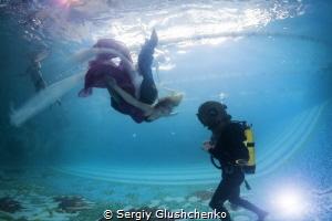 Mermaid... by Sergiy Glushchenko