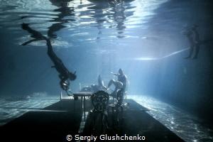 Photo-pool by Sergiy Glushchenko