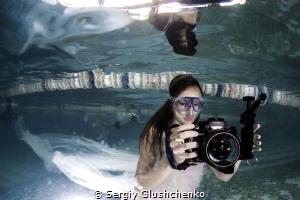 Phototest... by Sergiy Glushchenko