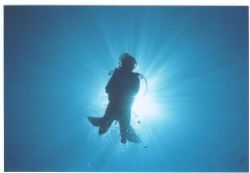 fhis foto is done during a dive in cyprus. nice effect a... by Andy Kutsch