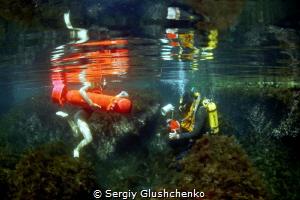 Red Scouter by Sergiy Glushchenko