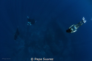 Best day of the season in the Similan Islands. by Pepe Suarez