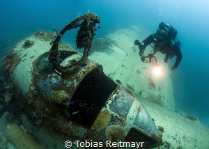Betty Bomber, Chuuk by Tobias Reitmayr