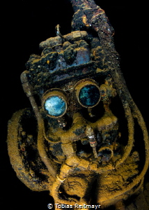 "And another ""R2D2"" one, Fujikawa Maru, Chuuk by Tobias Reitmayr"