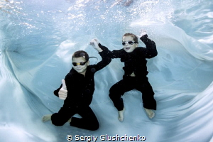 Children... by Sergiy Glushchenko