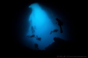 B L U E - H O L E Indian Ocean  South Lombok (Belongas)... by Irwin Ang
