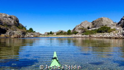 I love my kayak! This is from a weeks kayakholiday at the... by Jessica Sjödin