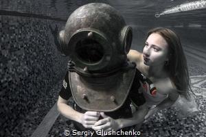 Helmet... by Sergiy Glushchenko