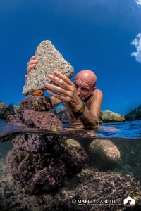 Stone Balancing by Marco Gargiulo