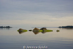 A wonderful afternoon in my kayak and it was so calm and ... by Jessica Sjödin