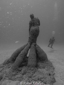 Museo Atlantico Lanzarote by Pieter Firlefyn