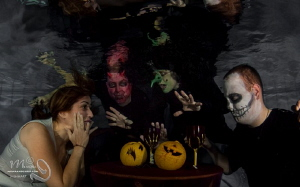 Halloween talks by Mona Dienhart