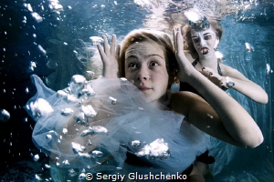 Theater under water. by Sergiy Glushchenko