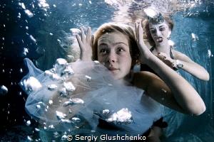Theater under water. by Sergiy Glushchenko