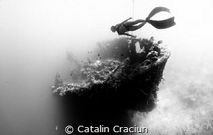 Freediver : MJ Paula Jumuad , Freediving Instructor . SHo... by Catalin Craciun