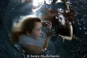 Halloween... by Sergiy Glushchenko